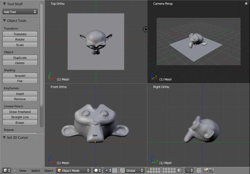 Blender 3d официальный сайт - фото 10