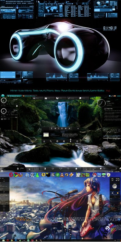   Rainmeter