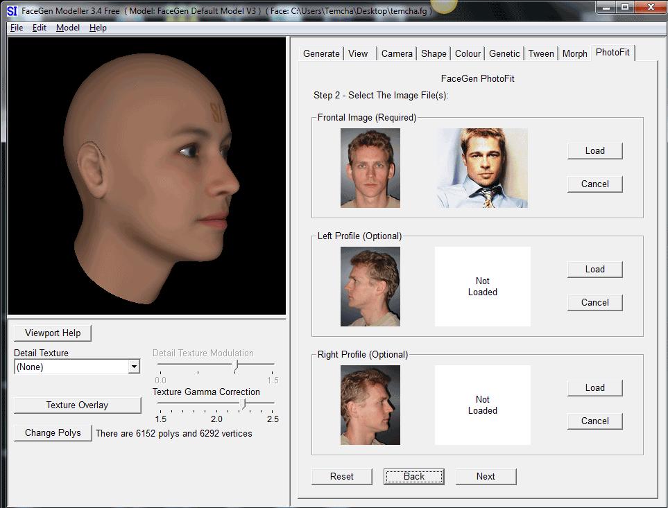 программа для создания лица человека - фото 8