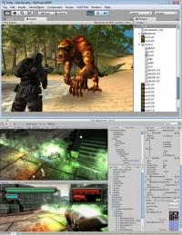 Unity 3D - невероятные возможности программы