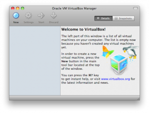     VirtualBox