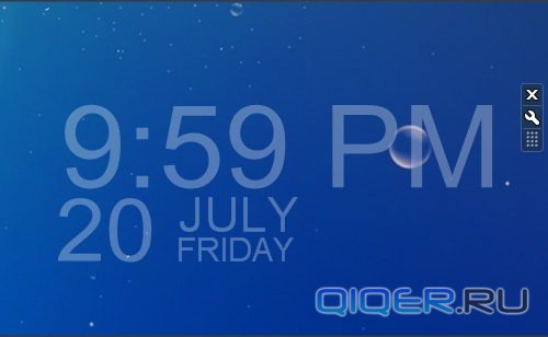 скачать гаджеты часы для Windows 7 - фото 9