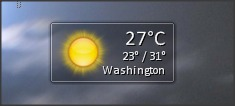 My-weathe - сокращенная форма погодных данных
