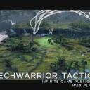 MechWarrior Tactics пример игры