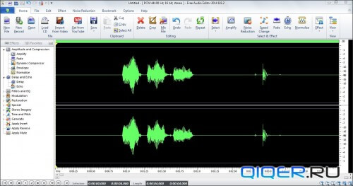 Free_Audio_Editor