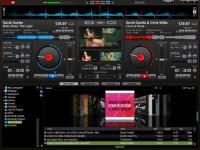 Красивый интерфейс Virtual DJ
