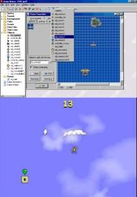Game Maker и первая попавшаяся игра