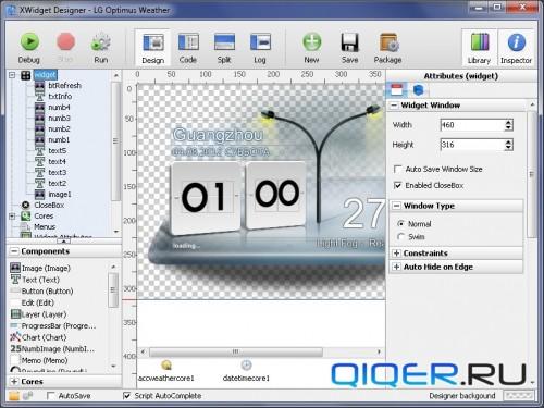 Xwidget-edit-gadget