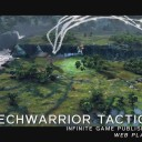 MechWarrior Tactics пример игры