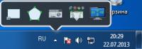 Ducklink открываем меню при наведении курсора на иконку